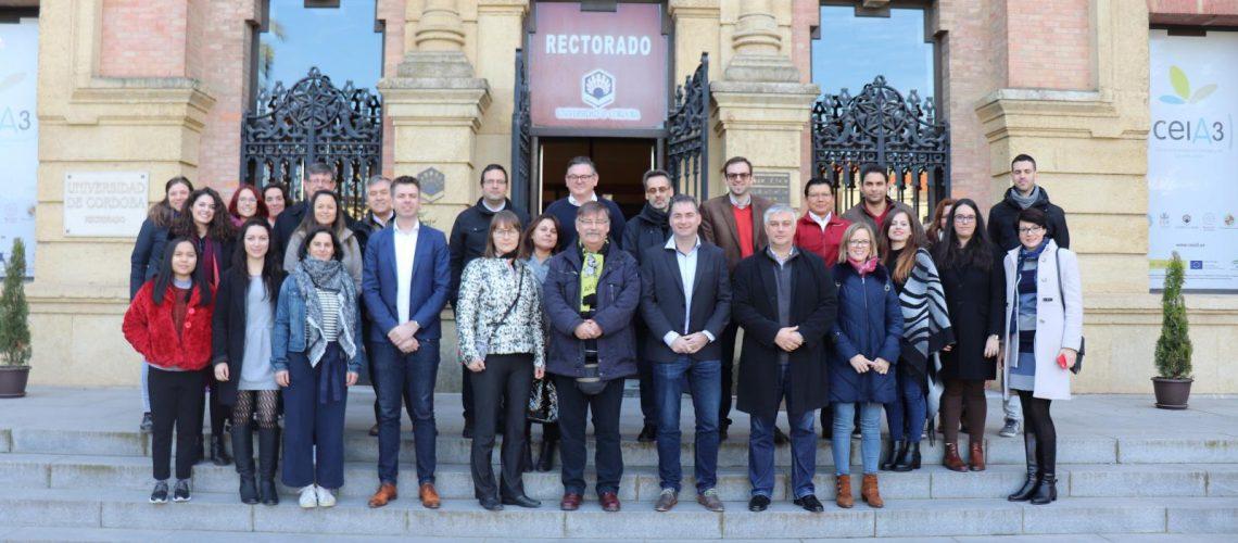 Group phote Cordoba meeting LignoCOST